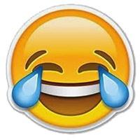 Laughing Hard